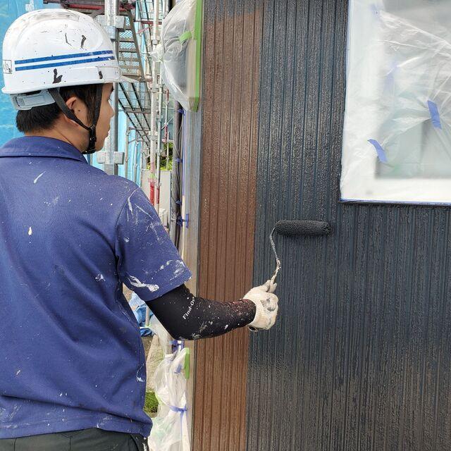外壁塗装の効果と種類